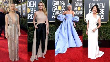Golden Globe Awards 2019 Best Of Red Carpet: Nicole Kidman, Lady Gaga, Sandra Oh, Julia Roberts Look Drop Dead Gorgeous!