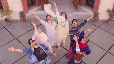 Ek Ladki Ko Dekha Toh Aisa Laga Song Good Morning: Rajkummar Rao and Anil Kapoor's Energetic Vibe Makes The Rochak Kohli Track Cheerful (Watch Video)