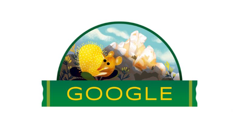 Australia Day 2019: Google Dedicates Doodle 'Celebrating Natural Beauty of the Fitzgerald River National Park'
