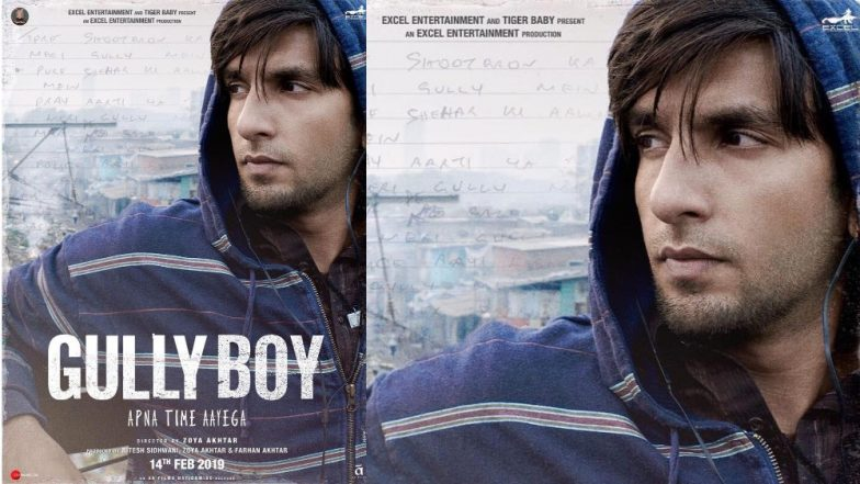 Gully Boy Teaser: First Footage of Ranveer Singh's Film to Release Today