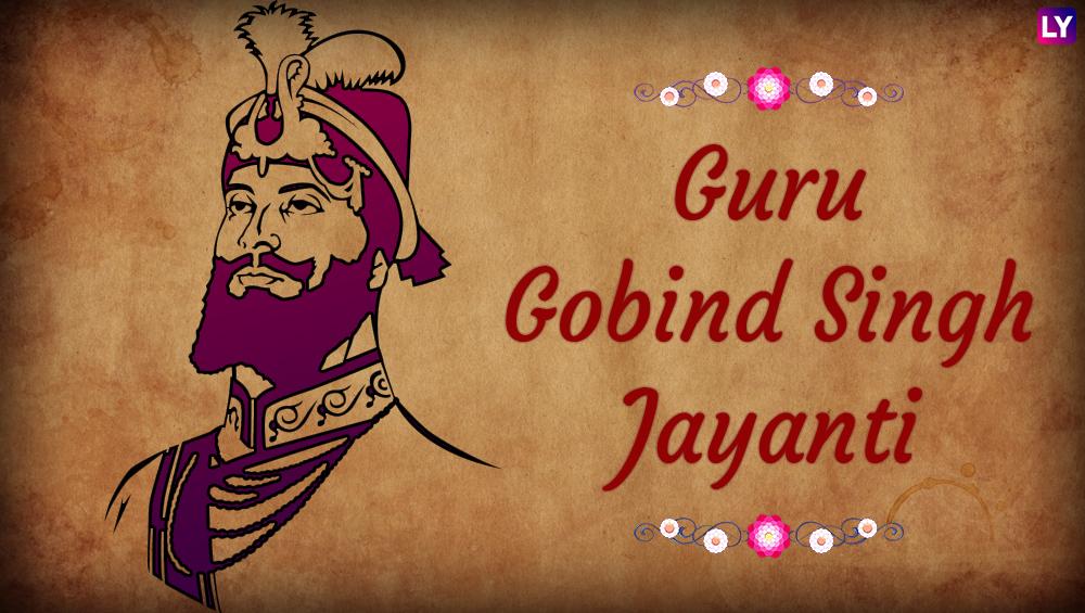 Guru Gobind Singh Jayanti Images & HD Wallpapers for Free ...