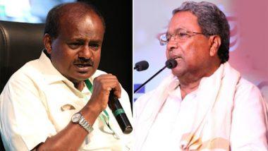 Karnataka 'Operation Lotus': Siddaramaiah Says 'No Attempt' by BJP to Poach MLAs, CM H D Kumaraswamy Differs