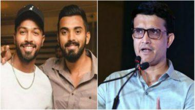 Hardik Pandya Koffee with Karan Comments Row: Sourav Ganguly Says People Make Mistakes