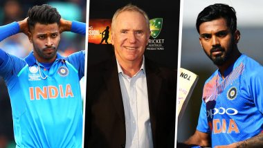 Hardik Pandya & KL Rahul Get Support From Allan Border, Former Australian Captain Calls the Indefinite Suspension Harsh and Over the Top
