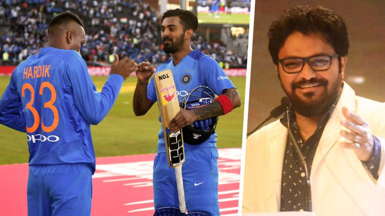 Hardik Pandya and KL Rahul Get Support from Babul Supriyo, BJP MP Defends Cricketers in Ongoing Koffee With Karan 6 Controversy