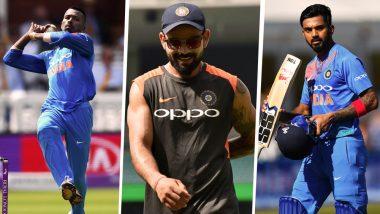 India's Likely XI Team for 1st ODI Against Australia 2019: Hardik Pandya and KL Rahul's Ban a Blessing in Disguise for Skipper Virat Kohli