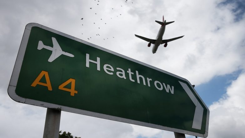 Heathrow Airport Dysfunctional Again, Departures Halted After Spotting of 'Suspicious' Drone