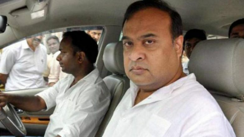Congress Stands with Pakistan, They are Traitors, Says Assam Minister Himanta Biswa Sarma