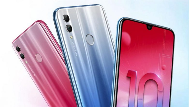 Honor 10 Lite Smartphone To Feature A Dewdrop Notch; To Be Launched in India by Mid-January