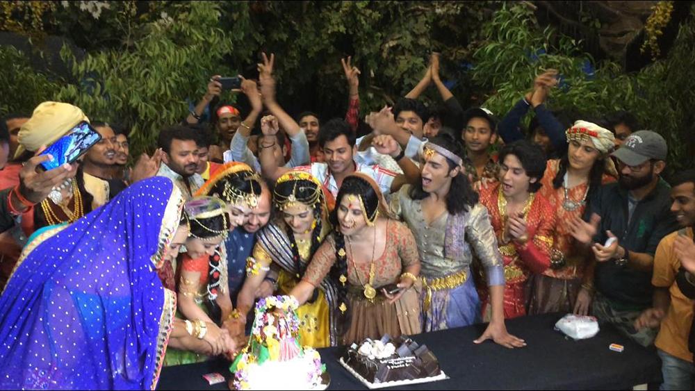 RadhaKrishn: Sumedh Mudgalkar – Mallika Singh's Show