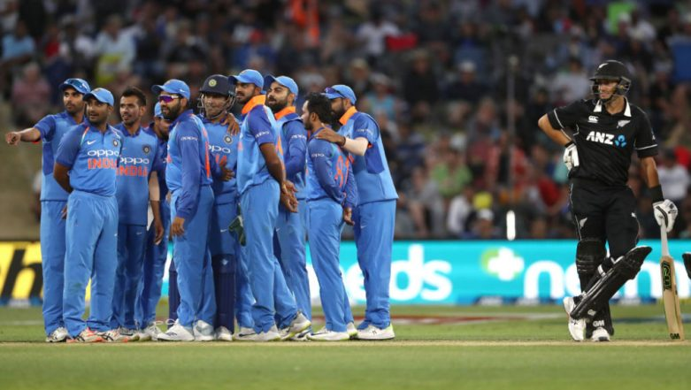 IND vs NZ 4th ODI 2019 Match Preview: Dominant India Inch Closer to Whitewashing New Zealand