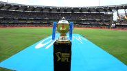 IPL 2020 Schedule in IST: Full Timetable of Indian Premier League Season 13 With Match Timings and Venue Details