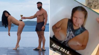 Dan Bilzerian Gets a Sexy Calendar Girl: Did You Check Latest Hot Pics That Dan Received Featuring Big Boobs?