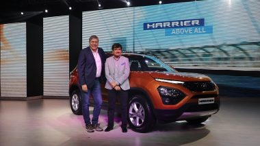 Tata Harrier Premium SUV Launched in India; Prices Start From Rs 12.69 Lakh