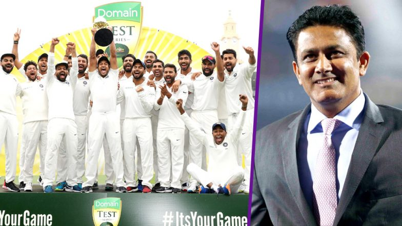 Anil Kumble's Prediction of India's 2–1 Test Series Win Over Australia Shows How the Former Indian Coach Still Has It in Him! (Watch Video)
