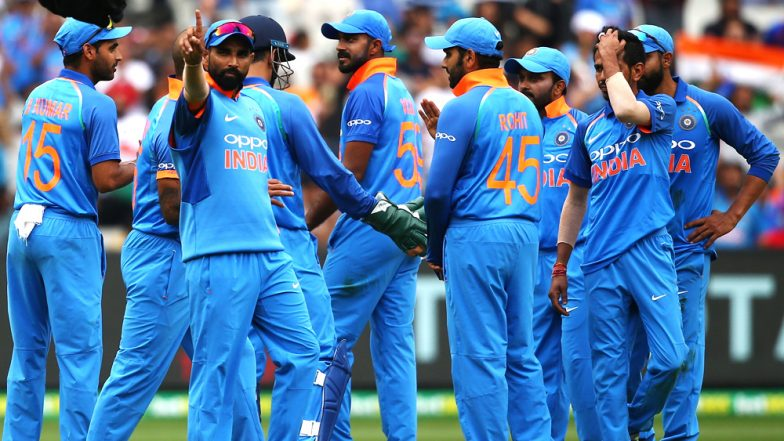 ICC World Cup 2019: Virat Kohli and His Merry Band of Men All Ready for the Tournament