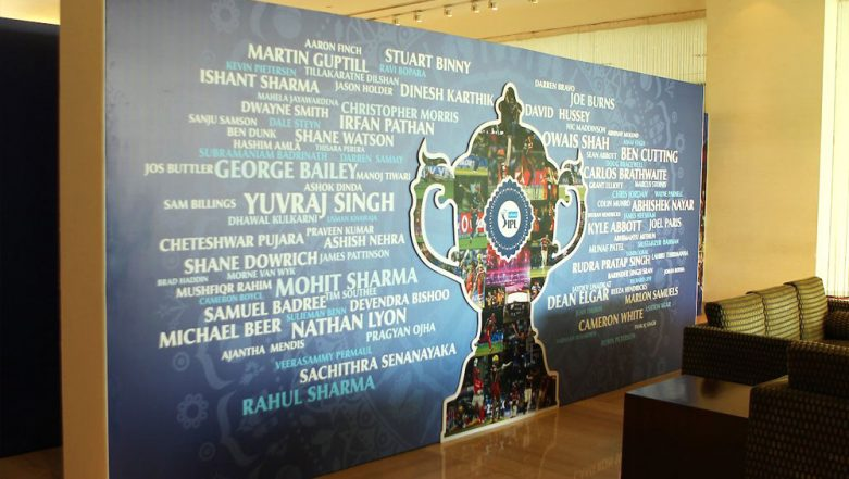 IPL 2019 Schedule Till May 5 Out: Full Time Table of Vivo Indian Premier League 12 League Stage Fixtures, Dates, Venue Details and Match Timings Announced