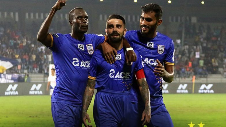ISL 2018-19: Mumbai City FC End Bengaluru's Unbeaten Run to Top the Table