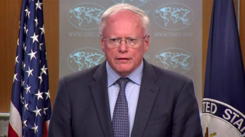 James Jeffrey Appointed US Envoy for Anti-ISIS Coalition
