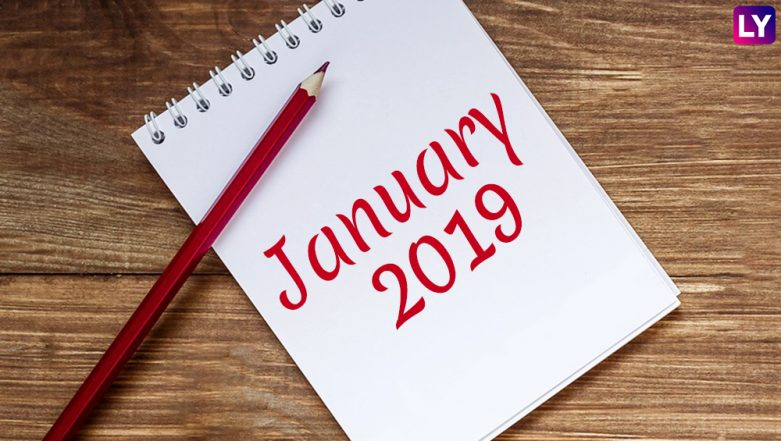 January 2019 Festivals, Events and Holiday Calendar: Makar Sankranti to Lohri to Republic Day, Know All Important Dates and List of Hindu Fasts for the Month