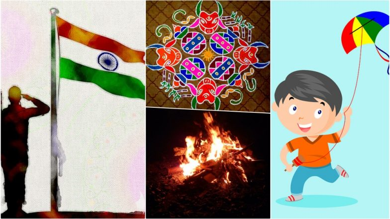 January 2019 Festivals Events And Holiday Calendar Makar Sankranti