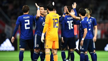 Japan vs Turkmenistan, AFC Asian Cup 2019 Live Streaming Online: How to Get Asia Cup Match Live Telecast on TV & Free Football Score Updates in Indian Time?