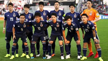 Japan vs Uzbekistan, AFC Asian Cup 2019 Live Streaming Online: How to Get Asia Cup Match Live Telecast on TV & Free Football Score Updates in Indian Time?
