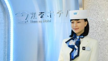 Japanese Hotel Fires 243 Robots For Creating Trouble Than Solving Them