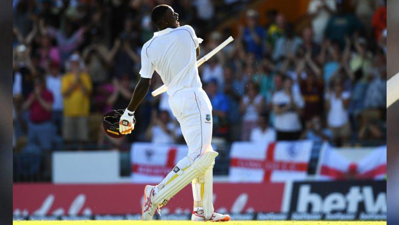 Jason Holder Joins Don Bradman, Wasim Akram, Allan Border & Others After Memorable 202* in 1st Test Against England: Check Test Records