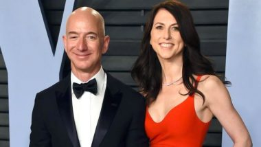 Website for Sugar Mommies and Daddies Invites Jeff Bezos and MacKenzie to Join SeekingArrangement.com After the Divorce