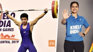 Khelo India Youth Games 2019 Star Players List: Manu Bhaker, Saurabh Chaudhary & Other Big Names Participating at KIYG in Pune