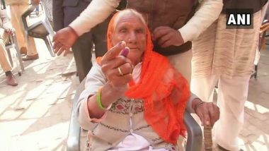 Jind Bypolls 2019: 101 Year-Old Woman Casts Her Vote in Haryana