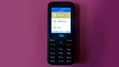 JioPhone Lite Reportedly Launching in India Soon; Expected Price, Features & Specifications