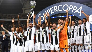 Juventus vs Chievo, Italian Serie A 2018–19 Live Streaming and Telecast Details: Where and When to Watch JUV vs CHI Football Match Live on TV and Online?