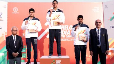 Khelo India Youth Games 2019 Updated Medal Tally: Maharashtra on Top Spot, Delhi and Haryana on Second & Third Places in Team Standings