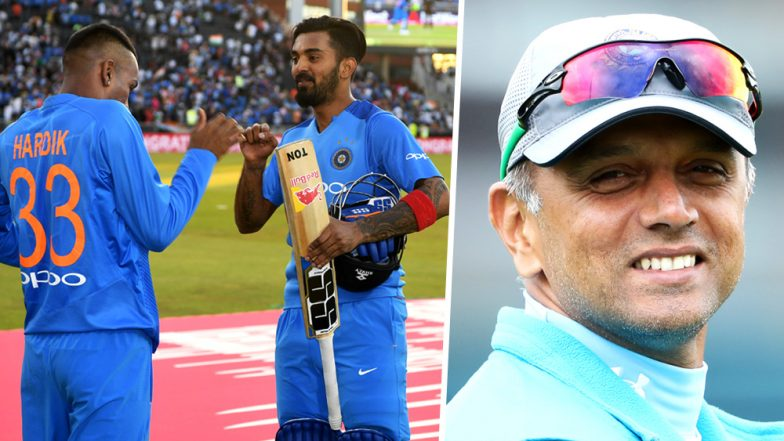 'Hardik Pandya And KL Rahul can Still be Role Models,' Feels India Former Captain and U-19 Coach Rahul Dravid Post KWK 6 Controversy