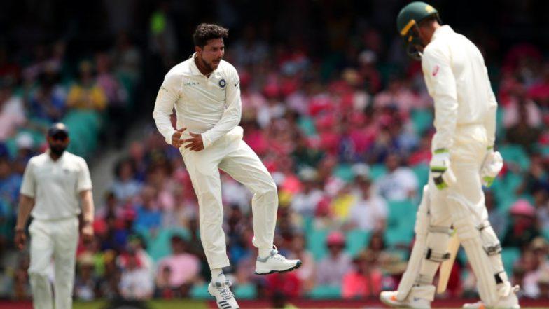 India vs Australia 4th Test Day 3 Video Highlights: Kuldeep Yadav, Ravindra Jadeja Hand IND Advantage