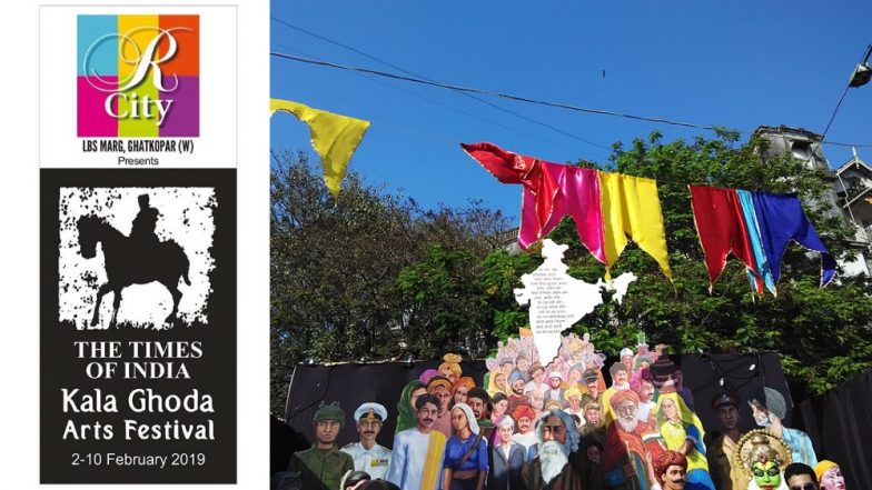 Kala Ghoda Arts Festival 2019 Dates: Full Schedule, Workshops, Seminars to be Held Over Nine Days at the Mumbai Event