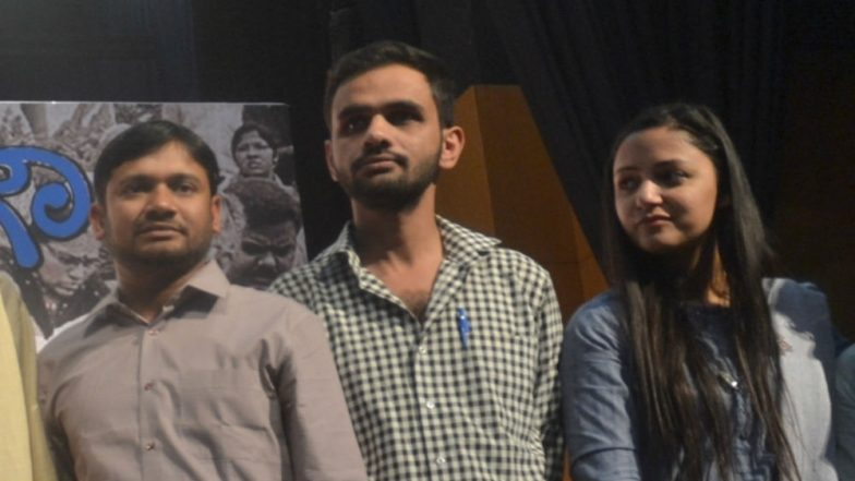 Kanhaiya Kumar, Umar Khalid Charged With Sedition in JNU Case Chargesheet; Shehla Rashid, Aparajita Named as Accused 'Without Evidence'