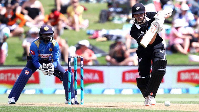 Live Cricket Streaming of New Zealand vs Sri Lanka Series on Hotstar: Check Live Cricket Score, Watch Free Telecast of NZ vs SL 3rd ODI 2019 on TV & Online