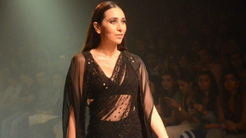 Lakme Fashion Week (LFW) Summer/Resort 2019: Karisma Kapoor to Be Showstopper for Jaipur-Based Designer Punit Balana's Line 'Maya'