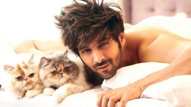 Dabboo Ratnani Calendar 2019: Kartik Aaryan Makes His Debut With The Hottest Version of 'I Woke Up Like This' Look! (View Pic)