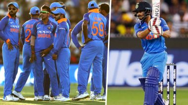 Kedar Jadhav, Team India's Lucky 'K' Charm! Men in Blue Unbeatable in Last 16 ODIs the All-Rounder Has Been Part Of