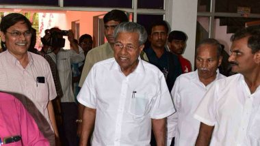Kerala Chief Minister Pinarayi Vijayan Accused of Using Public Funds to Travel Abroad, High Court Seeks Reply