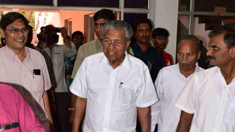 Sabarimala Row: Pinarayi Vijayan Blames RSS, BJP For Violence, Says 'Kerala People Not Against Women's Entry'