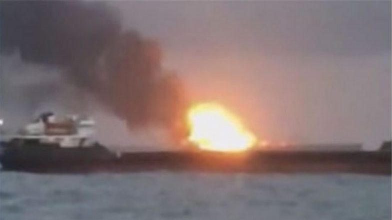 Explosion hits Cargo Ships off Crimea Coast, Fate of Indian Sailors Unknown