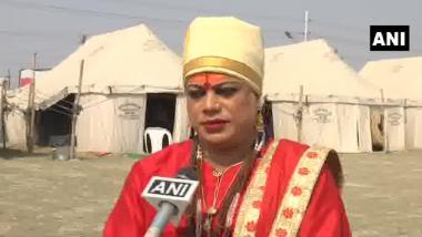 Kumbh Mela 2019: 'Kinnar Akhara' to Participate in Ardh Kumbh for First Time