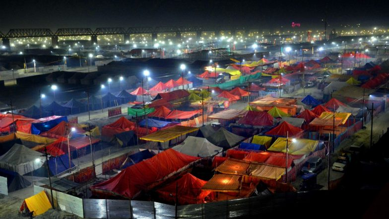 Kumbh Mela 2019: First Time Artificial Intelligence to Use for Better Crowd Management