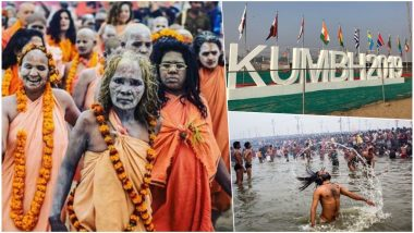 Kumbh Mela 2019: From Washing Your Sins to a Destination on Travel Checklist, Is The Religious Pilgrimage Losing its Face to Tourism?