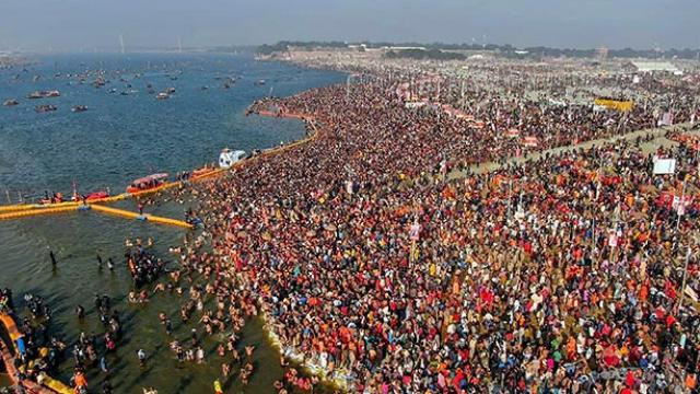Kumbh Mela 2019 in Prayagraj Enters Guinness Book of World Records for Largest Crowd Management, Sanitation Drive